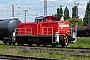 """MaK 1000556 - DB Schenker """"294 248-0"""" 13.05.2009 - MagdeburgRalf Lauer"""