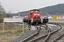 """MaK 1000558 - DB Schenker """"294 750-5"""" 31.03.2014 - SchlierferheideChristoph Meier"""