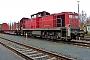 """MaK 1000558 - DB Cargo """"294 750-5"""" 10.11.2018 - Weiden (Oberpfalz)Stephan John"""