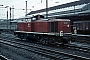 "MaK 1000559 - DB ""290 261-7"" 29.11.1975 - Bremen, HauptbahnhofNorbert Lippek"