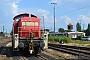 """MaK 1000559 - DB Schenker """"294 761-2"""" 03.08.2012 - OldenburgSebastian Braams"""