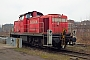 """MaK 1000559 - DB Cargo """"294 761-2"""" 10.12.2016 - Minden (Westfalen)Klaus Görs"""