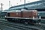 "MaK 1000560 - DB ""290 262-5"" 15.02.1974 - Bremen, HauptbahnhofNorbert Lippek"