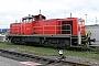 """MaK 1000562 - Railion """"294 764-6"""" 17.10.2004 - Mannheim, Railion BetriebshofErnst Lauer"""
