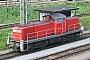 """MaK 1000562 - Railion """"294 764-6"""" 13.07.2005 - Mannheim, RangierbahnhofErnst Lauer"""