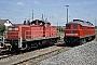 """MaK 1000562 - DB Schenker """"294 764-6"""" 05.06.2009 - RastattWerner Brutzer"""