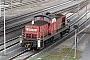 """MaK 1000562 - DB Cargo """"294 764-6"""" 21.11.2016 - Mannheim, RangierbahnhofErnst Lauer"""