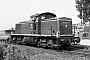 """MaK 1000564 - DB """"290 266-6"""" 14.08.1979 - Duisburg-HochfeldDietrich Bothe"""