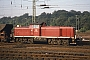 """MaK 1000567 - DB """"290 269-0"""" 28.07.1978 - Marl-SinsenMichael Hafenrichter"""
