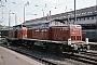 "MaK 1000569 - DB ""290 271-6"" 17.05.1974 - Bremen, HauptbahnhofNorbert Lippek"