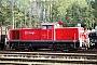 """MaK 1000570 - DB Cargo """"294 272-0"""" __.10.2001 - BrackwedeRobert Krätschmar"""