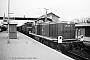 "MaK 1000573 - DB ""290 275-7"" 02.04.1979 - Korntal, BahnhofStefan Motz"