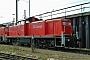 "MaK 1000574 - DB Cargo ""294 306-6"" 13.04.2003 - Wanne-Eickel, BetriebshofKlaus Görs"