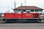 """MaK 1000576 - DB AG """"294 776-0"""" 31.01.2009 - Weil am RheinTheo Stolz"""