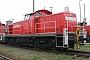 """MaK 1000576 - Railion """"294 776-0"""" 09.10.2005 - Mannheim, RangierbahnhofErnst Lauer"""