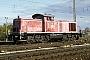 "MaK 1000576 - DB ""290 276-5"" 29.10.1992 - HeilbronnWerner Brutzer"