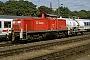 """MaK 1000576 - DB Cargo """"294 276-1"""" 13.08.2001 - Ulm, HauptbahnhofWerner Brutzer"""