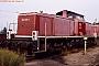 """MaK 1000578 - DB AG """"290 278-1"""" 13.08.1994 - Gremberg, BahnbetriebswerkKlaus J.  Ratzinger"""