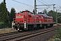 """MaK 1000579 - DB Cargo """"294 779-4"""" 15.08.2018 - Flöha, BahnhofKlaus Hentschel"""
