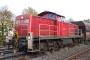 "MaK 1000580 - Railion ""294 780-2"" 09.10.2007 - Menden-Horlecke, Übergabebahnhof RheinkalkPeter Gerber"