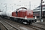 "MaK 1000583 - DB ""290 283-1"" 07.07.1972 - Bremen, HauptbahnhofNorbert Lippek"