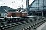 "MaK 1000584 - DB ""290 284-9"" 15.02.1974 - Bremen, HauptbahnhofNorbert Lippek"
