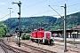 """MaK 1000585 - DB AG """"294 285-2"""" 08.06.1997 - HorbStefan Motz"""