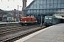 "MaK 1000585 - DB ""290 285-6"" 28.07.1972 - Bremen, HauptbahnhofNorbert Lippek"