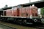"MaK 1000585 - DB ""290 285-6"" 06.11.1982 - HeilbronnWerner Brutzer"