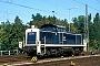 "MaK 1000585 - DB ""290 285-6"" 04.10.1991 - HeilbronnWerner Brutzer"