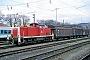 """MaK 1000585 - DB Cargo """"294 785-1"""" 03.04.2001 - Ulm, HauptbahnhofWerner Brutzer"""