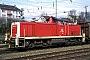 """MaK 1000585 - DB Cargo """"294 285-2"""" 03.04.2001 - Ulm, HauptbahnhofWerner Brutzer"""
