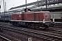 "MaK 1000586 - DB ""290 286-4"" 18.02.1977 - Bremen, HauptbahnhofNorbert Lippek"