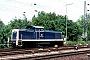 "MaK 1000586 - DB ""290 286-4"" 11.06.1991 - HeilbronnWerner Brutzer"