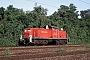 "MaK 1000586 - DB Cargo ""294 286-0"" 14.06.2002 - AspergWerner Brutzer"