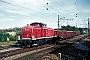 """MaK 1000588 - DB """"290 288-0"""" 05.10.1984 - Stuttgart- Münster, BahnhofWerner Brutzer"""