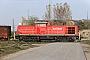 """MaK 1000590 - DB Cargo """"294 790-1"""" 13.11.2016 - Mannheim, RangierbahnhofErnst Lauer"""