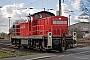 """MaK 1000591 - DB Schenker """"294 791-9"""" 19.03.2012 - MoersMichael Kuschke"""