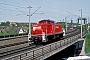 "MaK 1000595 - DB AG ""290 295-5"" 29.04.1999 - RottendorfWerner Brutzer"