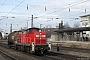 """MaK 1000611 - DB Schenker """"294 836-2"""" 18.01.2011 - München-HeimeranplatzOliver Lenke"""
