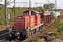 """MaK 1000612 - DB Schenker """"294 837-0"""" 29.09.2011 - Mainz-Bischofsheim, RangierbahnhofRobert Steckenreiter"""