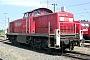 """MaK 1000614 - Railion """"294 339-7"""" 09.06.2003 - Mannheim, Railion BetriebshofErnst Lauer"""
