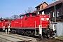 """MaK 1000616 - DB Cargo """"294 341-3"""" __.04.2003 - Minden (Westfalen)Robert Krätschmar"""