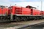 """MaK 1000618 - Railion """"294 843-8"""" 10.10.2004 - Mannheim, Railion BetriebshofErnst Lauer"""