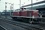 "MaK 1000618 - DB ""290 343-3"" 18.04.1975 - Bremen, HauptbahnhofNorbert Lippek"