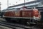 "MaK 1000622 - DB ""290 347-4"" 11.04.1973 - Bremen, HauptbahnhofNorbert Lippek"