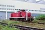 """MaK 1000624 - DB Cargo """"294 849-5"""" 26.09.2002 - Cottbus, Werk CottbusHeiko Müller"""