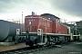 "MaK 1000626 - DB ""290 351-6"" 20.02.1988 - Aachen-West, BahnbetriebswerkMartin Welzel"