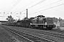 "MaK 1000628 - DB ""290 353-2"" 18.06.1975 - Recklinghausen-GrullbadMichael Hafenrichter"