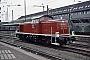 "MaK 1000628 - DB ""290 353-2"" 15.06.1973 - Bremen, HauptbahnhofNorbert Lippek"